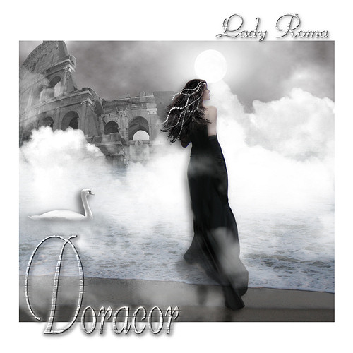 Doracor - Lady Roma CD (album) cover