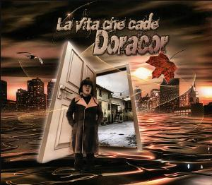 Doracor - La Vita Che Cade CD (album) cover
