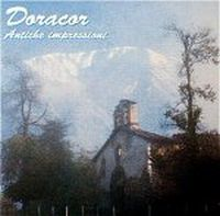 Doracor - Antiche Impressioni CD (album) cover
