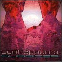 CONTRAPPUNTO - Subsidea CD album cover