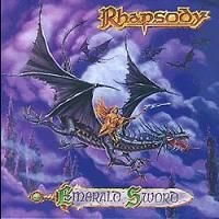 Rhapsody - Emerald Sword CD (album) cover