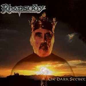 Rhapsody - The Dark Secret CD (album) cover