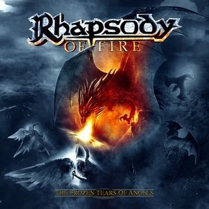 Rhapsody - Frozen Tears Of Angels CD (album) cover