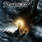 Rhapsody - The Cold Embrace Of Fear CD (album) cover