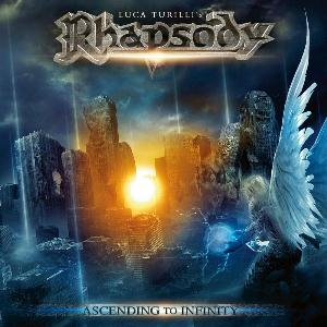 Rhapsody - Ascending To Infinity (luca Turilli's Rhapsody) CD (album) cover