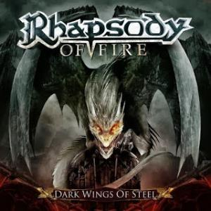 Rhapsody - Dark Wings Of Steel CD (album) cover