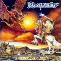Rhapsody - Legendary Tales CD (album) cover