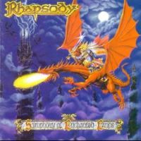 Rhapsody - Symphony Of Enchanted Lands CD (album) cover