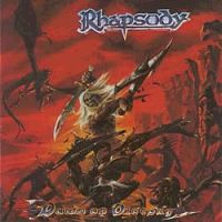 Rhapsody - Dawn Of Victory CD (album) cover