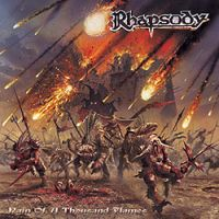 Rhapsody - Rain Of A Thousand Flames CD (album) cover