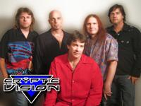 CRYPTIC VISION image groupe band picture