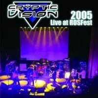 Cryptic Vision - Live At Rosfest 2005 CD (album) cover