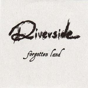 Riverside - Forgotten Land CD (album) cover