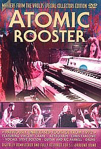 Atomic Rooster - Atomic Rooster DVD (album) cover