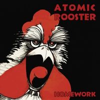 Atomic Rooster - Homework CD (album) cover