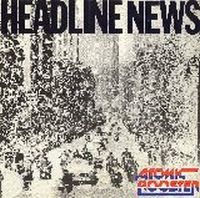Atomic Rooster - Headline News CD (album) cover