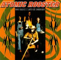 Atomic Rooster - Bbc Radio 1 In Concert CD (album) cover