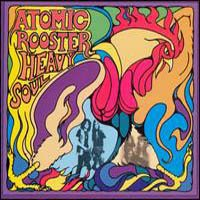 Atomic Rooster - Heavy Soul : Anthology CD (album) cover