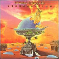 Atomic Rooster - Resurection CD (album) cover