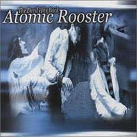 Atomic Rooster - The Devil Hits Back CD (album) cover
