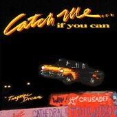 Tangerine Dream - Catch Me If You Can CD (album) cover