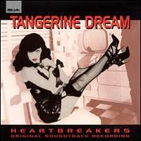 Tangerine Dream - Heartbreakers CD (album) cover