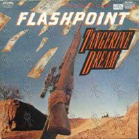 Tangerine Dream - Flashpoint CD (album) cover