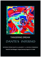 Tangerine Dream - Dante's Inferno DVD (album) cover