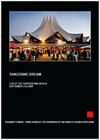 Tangerine Dream - Tempodrom DVD (album) cover