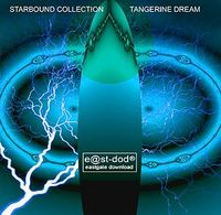 TANGERINE DREAM - Starbound Collection CD album cover