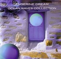 Tangerine Dream - Ocean Waves Collection CD (album) cover