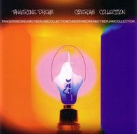 TANGERINE DREAM - Cyberjam Collection CD album cover