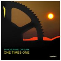 TANGERINE DREAM - One Times One CD album cover
