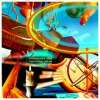 TANGERINE DREAM - Hyperborea 2008 CD album cover