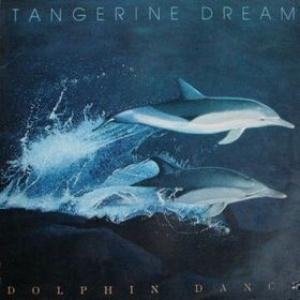 TANGERINE DREAM - Dolphin Dance CD album cover
