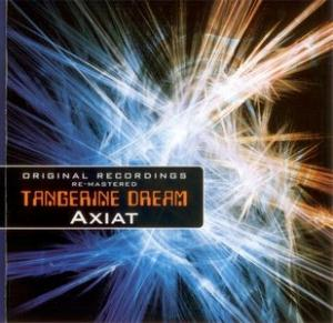 Tangerine Dream - Axiat CD (album) cover