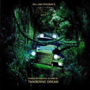 Tangerine Dream - Sorcerer 2014 CD (album) cover