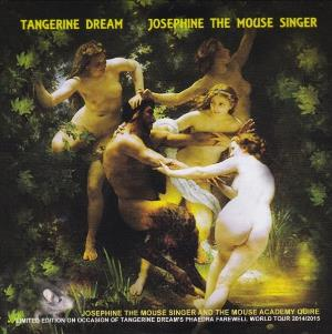 Tangerine Dream - Josephine The Mouse Singer CD (album) cover