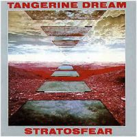 Tangerine Dream - Stratosfear CD (album) cover