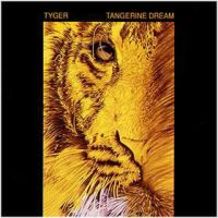 TANGERINE DREAM - Tyger CD album cover