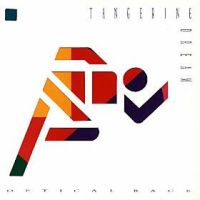 Tangerine Dream - Optical Race CD (album) cover