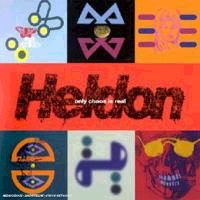 Heldon - Only Chaos Is Real CD (album) cover