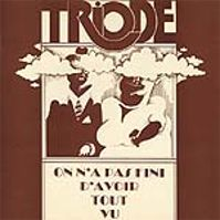 Triode - On N'a Pas Fini D'avoir Tout Vu CD (album) cover