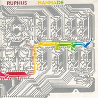 Ruphus - Man Made CD (album) cover