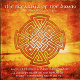 Dave Bainbridge - Breaking Of The Dawn (with Nick Fletcher) CD (album) cover