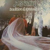 Asgard (fra) - Tradition & Renouveau CD (album) cover