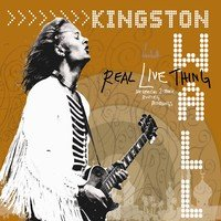KINGSTON WALL - Real Live Thing CD album cover