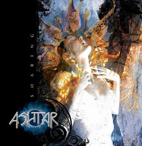 Ashtar - Soaring CD (album) cover
