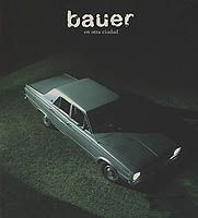Bauer - En Otra Cuidad CD (album) cover