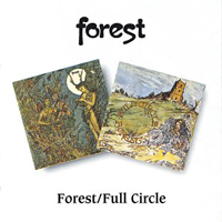 Forest - Forest/Full Circle CD (album) cover